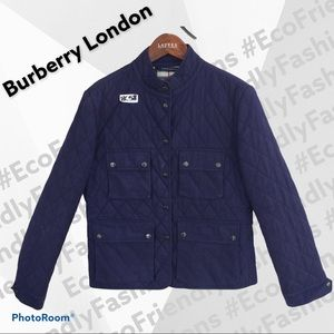 Burberry London Women's Quilted Field Jacket